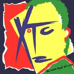 "XTC - Drums and Wires. I own quite a bit of XTC, but this is still one of my favourites. From the cynicism of ""Making Plans for Nigel"" to the joy ""Life begins at the Hop""."