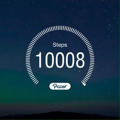 Reached 10k steps today. 🚴🏻