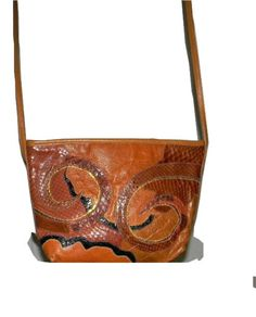 7faf50385f7d Vintage tote - Carlos Falchi Shoulder bag