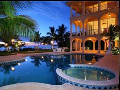 Luxury residence in Porto Rico