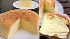 La cotton cake, la torta giapponese più soffice ed alta che esista