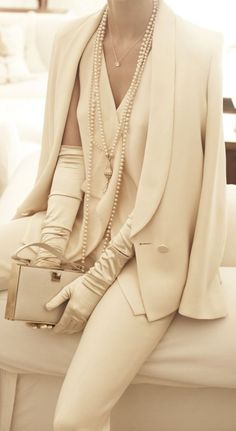 Indulgent as butter and cream ~ Elegance