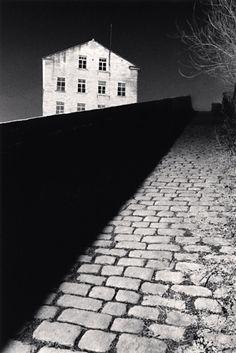 Michael Kenna-Bill Brandt's Snicket, Halifax, Yorkshire, England, 1986