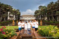 family photography at Jw marriott,phuket