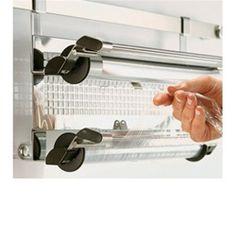 Rosle Kitchen Foil Holder / Wrap Dispenser at Kitchen Universe