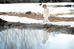 www.frostedproductions.com | #utah #photographer #commercial #photography #fashion #child #model #winter #beautiful #reflection #cute #little #girl