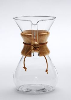 chemex classic drip coffee maker