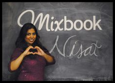 Meet Nisat, our Education Specialist! If you're interested in bringing Mixbook into your classroom, she's the one to call!