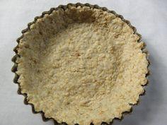 Foto del paso 3 de la receta Masa para tarta de avena Pan Hindu, Pie Dish, Dishes, Desserts, Food, Meals, Pancakes, Oatmeal, Plate