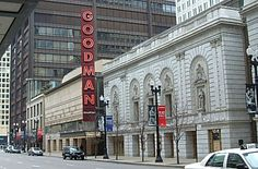 The Goodman Theatre is a professional theater company located in Chicago's Loop. A major part of Chicago theatre, it is the city's oldest currently active nonprofit theater organization.