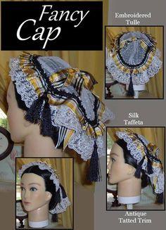 Civil War Era Fancy Cap