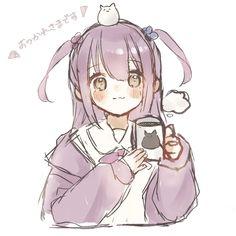 Anime Drawings Sketches, Anime Sketch, Kawaii Drawings, Cute Drawings, Anime Character Drawing, Cute Anime Character, Character Art, Cute Anime Chibi, Kawaii Anime