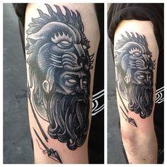 Huntsman #tattoo.