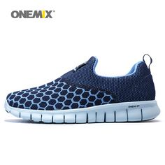 46.08$  Watch here - http://alivcd.worldwells.pw/go.php?t=32754509768 - Onemix 2016 Mens Running Shoes Breathable Outdoor Women Walking Shoes Masage Male Sport Sneakers Light Jogging Shoes 46.08$