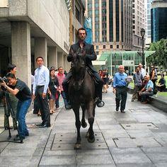 [For Sg Arts Fest] Centaur at Raffles Place Singapore Art, Camille, Art Festival, Horse Stuff, My Photos, Horses, Mood, Singapore, Horse