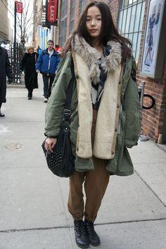juju!    Xiao Wen after DKNY    stop ur fab