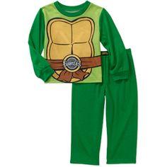 Nickelodeon Baby Boys' Teenage Mutant Ninja Turtles 2 Piece Pajama Set