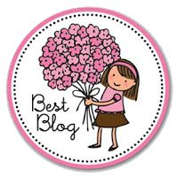 Pinkbelezura: Selinho BEST BLOG *-*