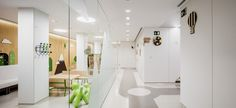 006-Children's Daytime Oncology and Hematology Center at Vall d'Hebron University Hospital by toormix