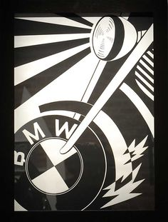 BMW R1200R 'Flash' Art Bike   BMW Motorcycle Magazine