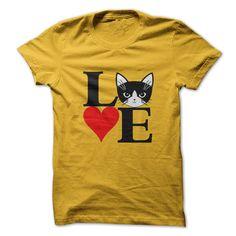 Love cat ! - custom sweatshirts #hoodie #Tshirt