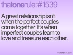 imperfect couples