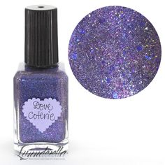 Lynnderella Limited Edition Nail Polish—Dove Coterie #Lynnderella