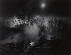 Wynn Bullock. Night Scene. 1959