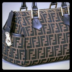 a31f11929f Authentic fendi handbag Excellent condition. ..only inside is little dirty  but not stain