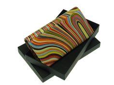 Swirl portemonnee van Paul Smith