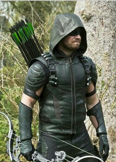 Arrow 4x22 Lost in the flood