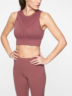 32bc2e5b275c Trophy Seamless Bralette Shopping Lists, Gym Workouts, Active Wear, Berry,  Health Fitness