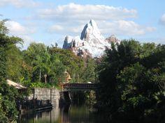 Expedition Everest @ Walt Disney World's Animal Kingdom - by Jamie Benny 2008