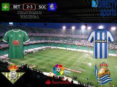 Liga Santander 2016/17 26º Fecha: Real Betis 2-3 Real Sociedad