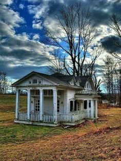Forgotten play house in Goshen, New York.