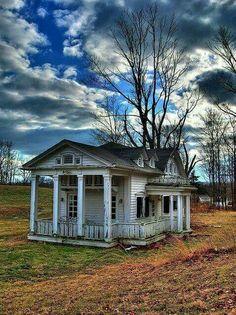 Forgotten play house in Goshen, New York.
