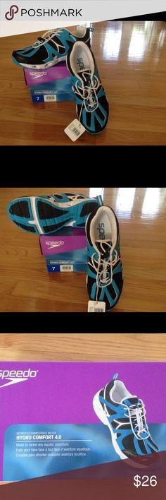 Water shoes Women's Speedo aquatic shoes. New, never worn. speedo Shoes Sneakers