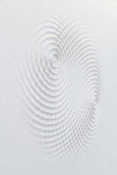 Loris Cecchini Wallwave vibration 2012 #NaaiAntwerp