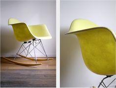 chaises eames