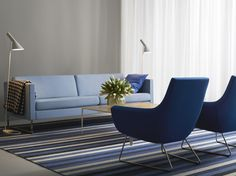 Swedese Furniture - Kasthall Arkad Rug #ruglover #kasthall