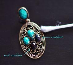 Sharpie your way to new jewelry