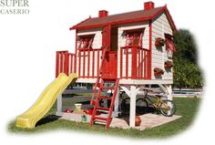 play houses for kids | Cool Outdoor Playhouses For Kids | DigsDigs