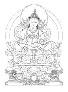 Dorje Chang (Varjadhara Gyémánttartó)