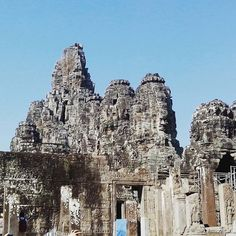 This is a part of the very beautiful structure of Angkor Wat.