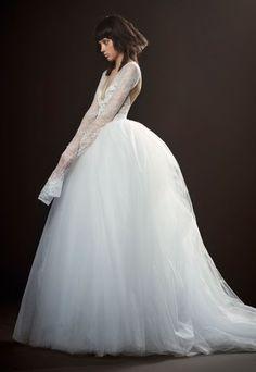 Las 20 Mejores Imágenes De Vestidos De Novia Vera Wang