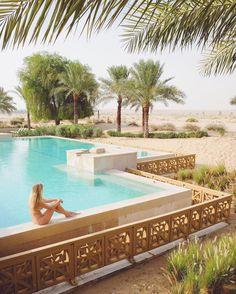 Think I'll slip on down to the Oasis  Bab Al Shams Resort in #Dubai!