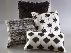 Go bold with your bedding with the After Dark pillow pack.