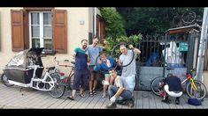 Juli_e_cycle à la découverte des provélos de Strasbourg ! Soirée atelier vélo avec la Schilyclette !   #velo #bicyclette #veloelectrique #ebike #vae #tourdefrance #cyclingtour #cyclotourisme #RestartCycleTourism #strasbourg #cathedrale #capitalevelo #voieverte #cyclingtour #juli_e_cycle #velafrica #schilyclette #velorution
