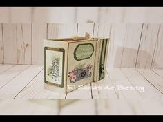 Craft Videos, Decorative Boxes, Crafts, Scrapbooking, Youtube, Tropical Party, Vacations, Creativity, Leaves