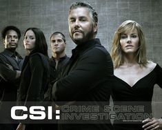 Grissom... well william peterson was the reason i started watching csi it went to shit quick when he left it was awesome  at first